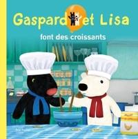 GASPARD ET LISA FONT DES CROISSANTS