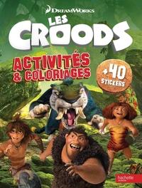 LES CROODS / ACTIVITES ET COLORIAGES