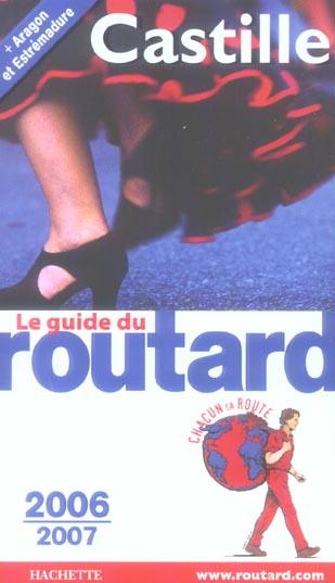 GUIDE DU ROUTARD ESPAGNE DU CENTRE 2006/2007