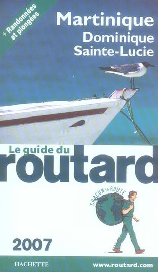 GUIDE DU ROUTARD MARTINIQUE 2007