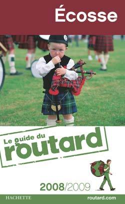 GUIDE DU ROUTARD ECOSSE 2008/2009