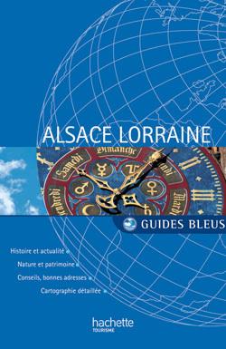 GUIDE BLEU ALSACE LORRAINE