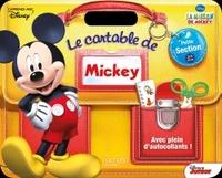 LE CARTABLE DE MICKEY PS