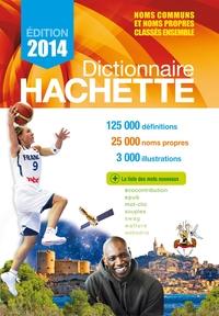 DICTIONNAIRE HACHETTE 2014 FRANCE