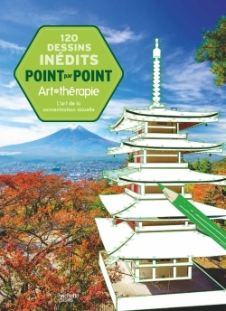 120 DESSINS POINT PAR POINT INEDITS - L'ART DE LA CONCENTRATION VISUELLE