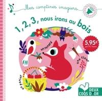 123 NOUS IRONS AU BOIS - LIVRE SONORE