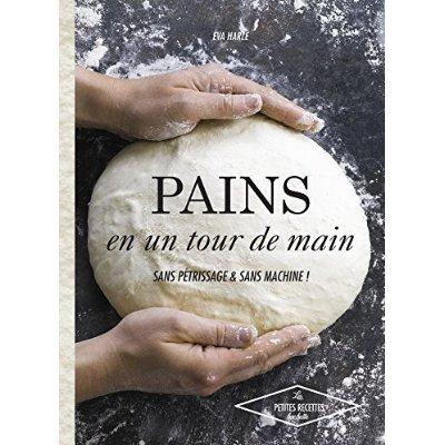 PAINS EN UN TOUR DE MAIN - SANS PETRISSAGE ET SANS MACHINE !