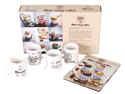 COFFRET MINI-MUG CAKES NESTLE DESSERT