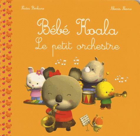 Bebe koala - le petit orchestre
