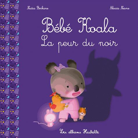 Bebe koala - la peur du noir