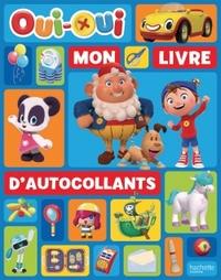OUI-OUI - MON LIVRE D'AUTOCOLLANTS