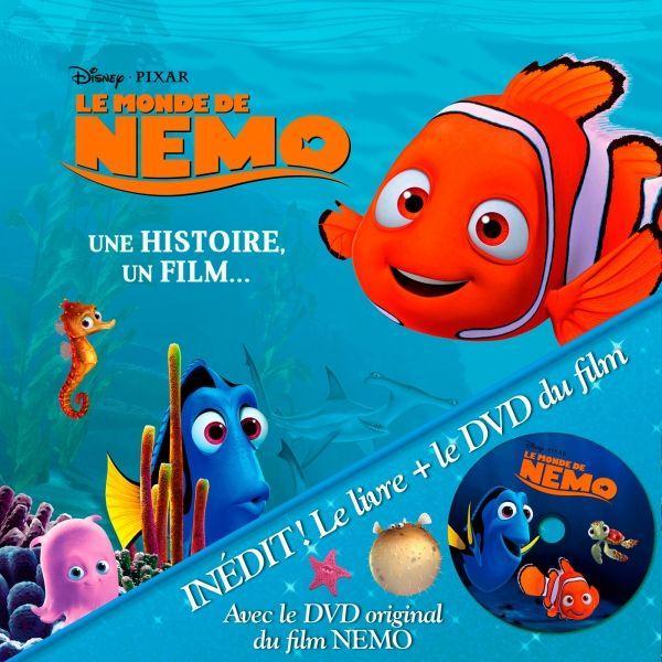NEMO, UNE HISTOIRE, UN FILM (LIVRE + DVD)