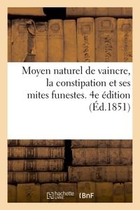 EXPOSITION D'UN MOYEN NATUREL ET TRES-FACILE DE VAINCRE SANS LAVEMENTS