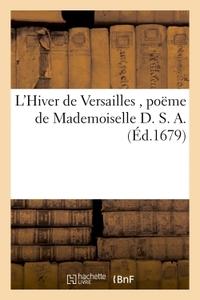L'HIVER DE VERSAILLES , POEME