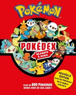 POKEMON - POKEDEX INTEGRALE NED 2017