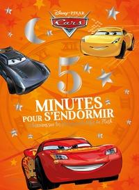 CARS - 5 MINUTES POUR S'ENDORMIR - 12 HISTOIRES SUR LES GRANDS DEFIS DE FLASH - DISNEY PIXAR - LES G