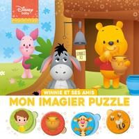 DISNEY BABY - MES PREMIERS PAS - MON IMAGIER PUZZLE - WINNIE L'OURSON