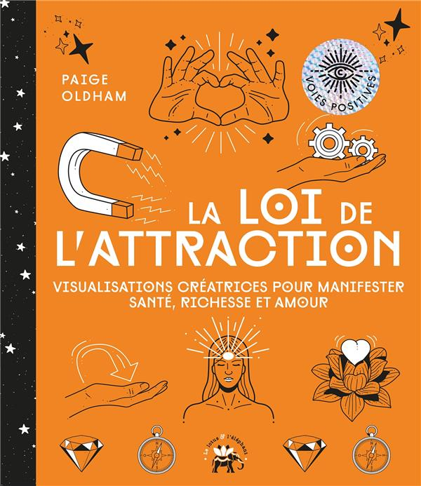 LA LOI DE L'ATTRACTION - VISUALISATIONS CREATRICES POUR MANIFESTER SANTE, RICHESSE ET AMOUR
