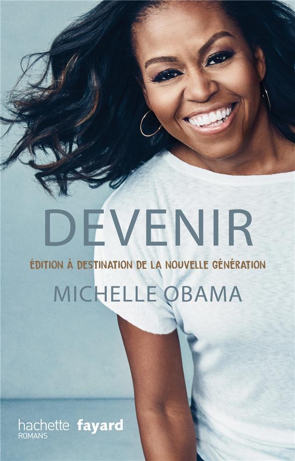 Devenir - michelle obama - version pour la nouvelle generation