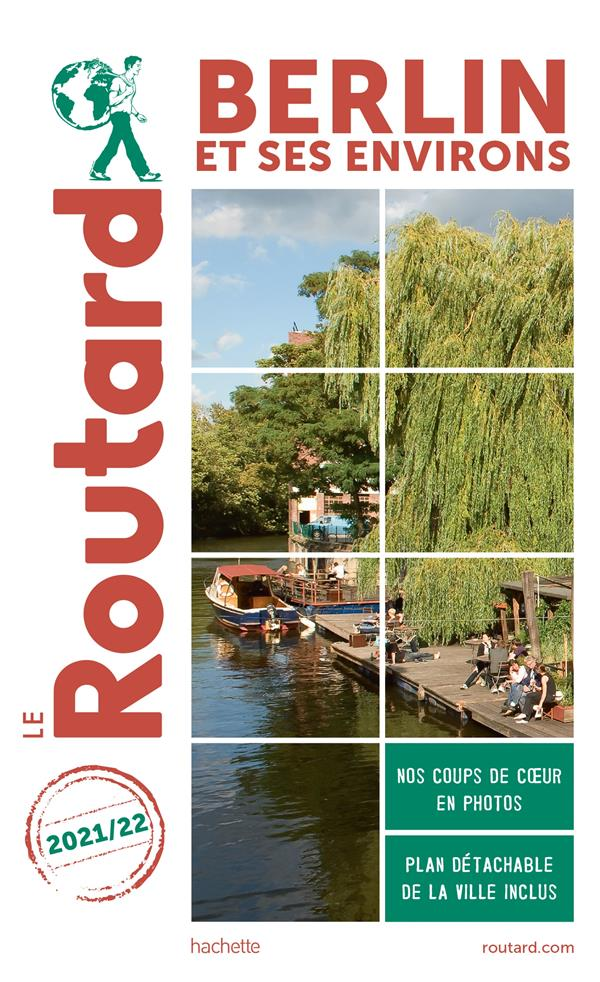 Guide du routard berlin 2021