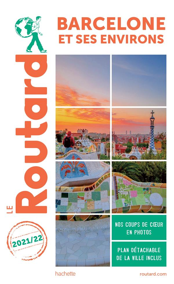 Guide du routard barcelone 2021/22