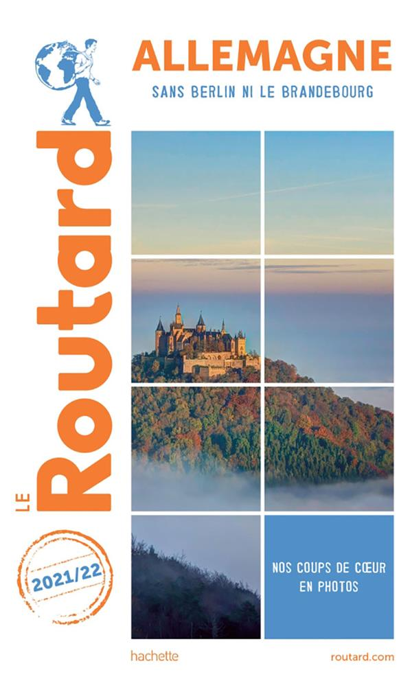 Guide du routard allemagne 2021/22 - sans berlin ni le brandebourg