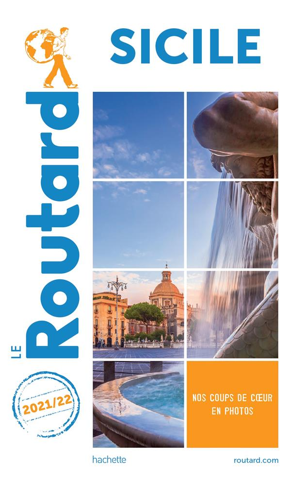 Guide du routard sicile 2021/22