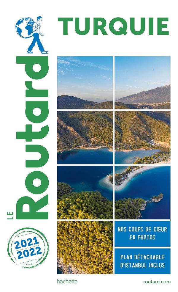 Guide du routard turquie 2021/22