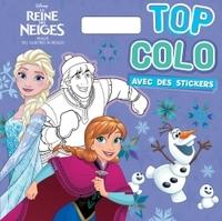 LA REINE DES NEIGES NL, TOP COLO