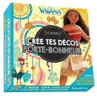 VAIANA - COFFRET LES ATELIERS - CREE TES DECOS PORTE-BONHEUR - DISNEY