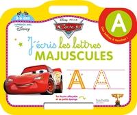 CARS ARDOISE J'ECRIS LES LETTRES MAJUSCULES (3-6 ANS)