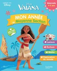 VAIANA MON ANNEE DE MS (4-5 ANS)