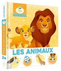 DISNEY BABY - MES PREMIERS PAS - IMAGIER - LES ANIMAUX