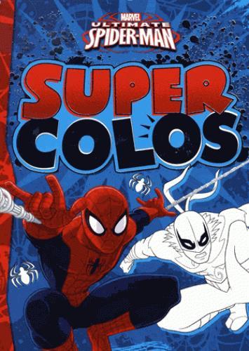 SPIDERMAN - SUPER COLO