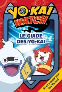 YO-KAI WATCH - LE GUIDE DES YO-KAI