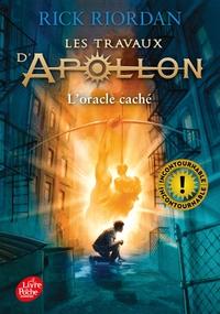 LES TRAVAUX D'APOLLON - TOME 1 - L'ORACLE CACHE