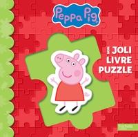 PEPPA PIG - MON JOLI LIVRE PUZZLE NED