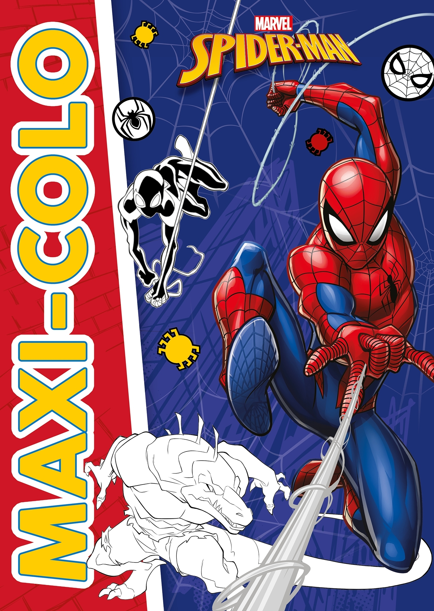 SPIDER-MAN - MAXI COLO - MARVEL