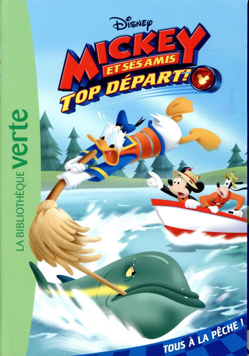 Mickey et ses amis, top depart ! - t02 - mickey et ses amis, top depart ! 02 - tous a la peche !
