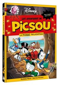 PICSOU - LES AVENTURES DE PICSOU - LA PIERRE PHILOSOPHALE