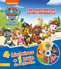 LES AVENTURES DE LA PAT' PATROUILLE - LIVRE DVD N 3