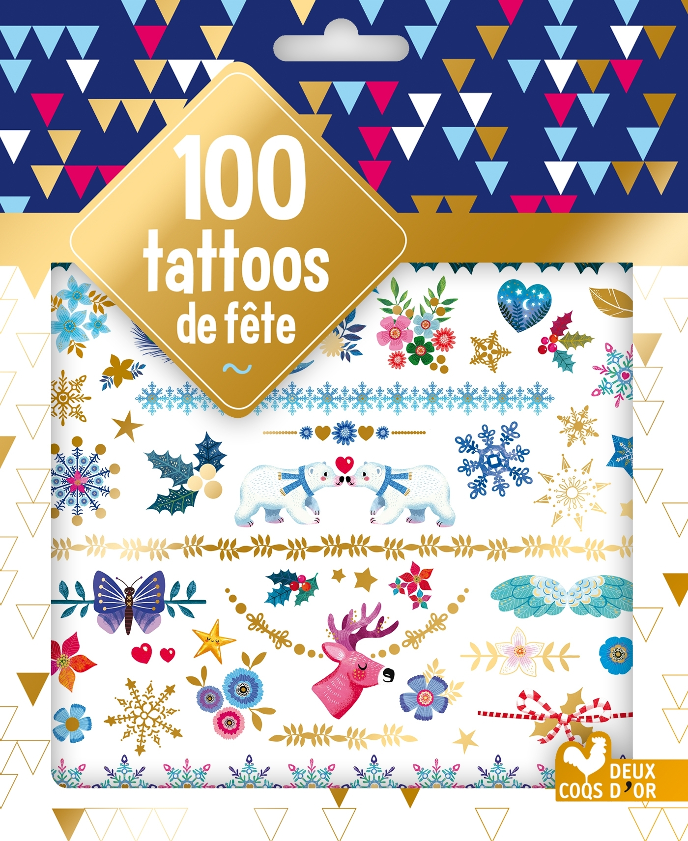 100 TATTOOS DE FETE