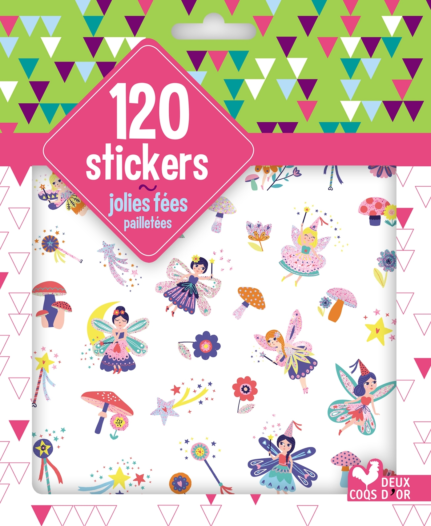 120 STICKERS FEES