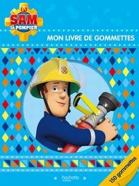 SAM LE POMPIER - MON LIVRE DE GOMMETTES NED