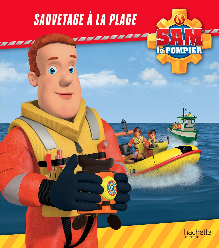 SAM LE POMPIER - SAUVETAGE A LA PLAGE