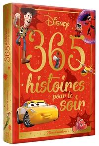 DISNEY - 365 HISTOIRES POUR LE SOIR - HEROS ET AVENTURES - SPECIAL AVENTURES