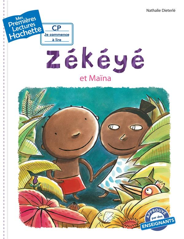 Premieres lectures cp2 zekeye et maina