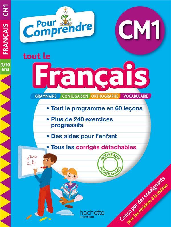 POUR COMPRENDRE FRANCAIS CM1