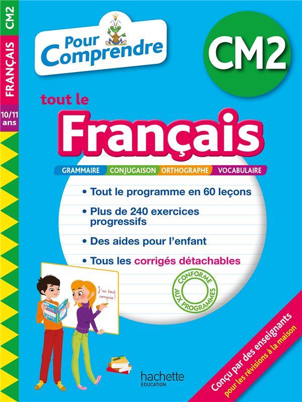 POUR COMPRENDRE FRANCAIS CM2