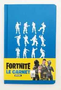 FORTNITE LE CARNET OFFICIEL